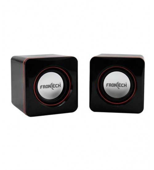 Frontech JIL-3341 Multimedia Speakers, Black